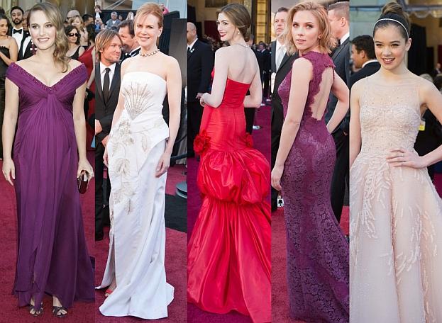 Oscarowe kreacje 2011! (DUŻO ZDJĘĆ)