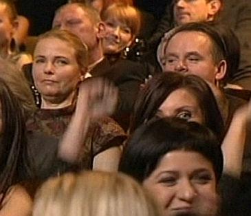 Piotr Pręgowski z żoną gardzi serialem