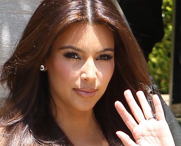 Kim Kardashian w CIĄŻY?!