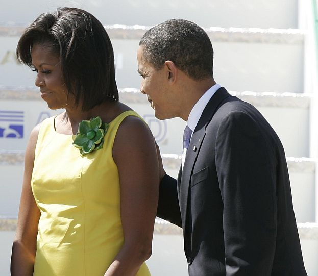 Barack Obama MIAŁ ROMANS?!