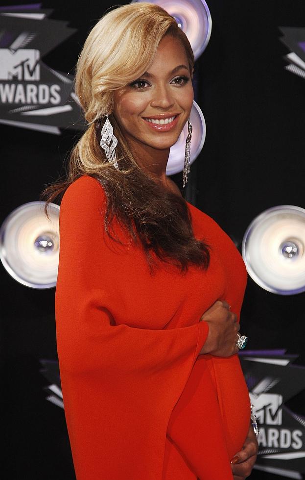 Beyonce JEST W CIĄŻY! (ZDJĘCIA)