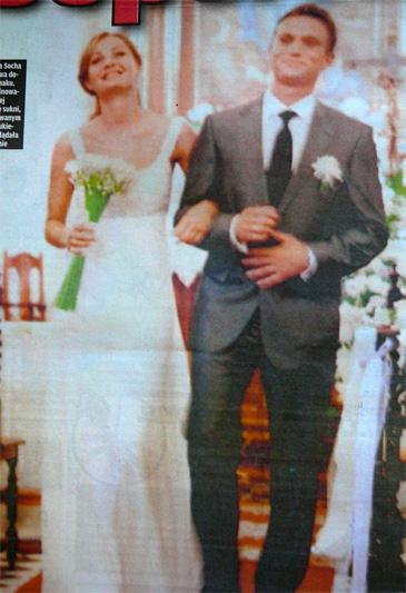 Zdjęcia ze ślubu Sochy