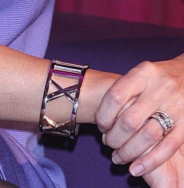 Pieńkowska ma bransoletkę za ponad 19 tysięcy!